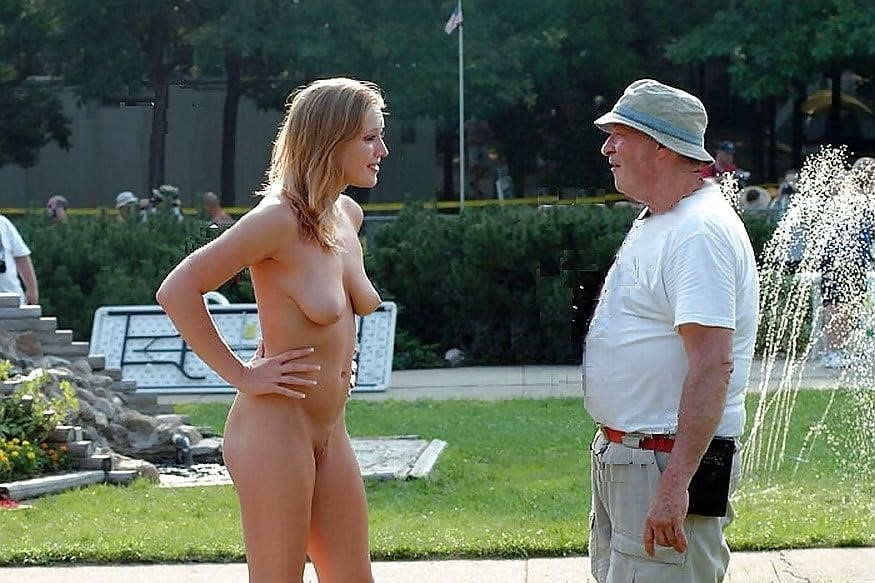 Women masterbating in public places-8966
