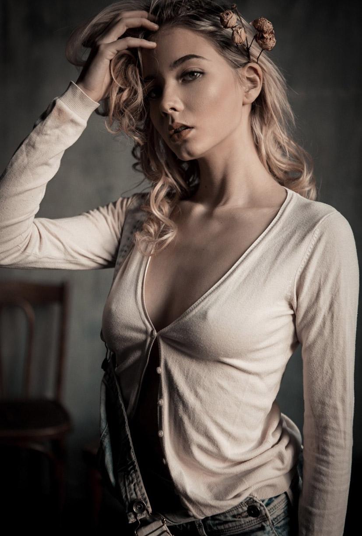 Катерина Ширяева / Ekaterina Shiryaeva by Alex Nemalevich