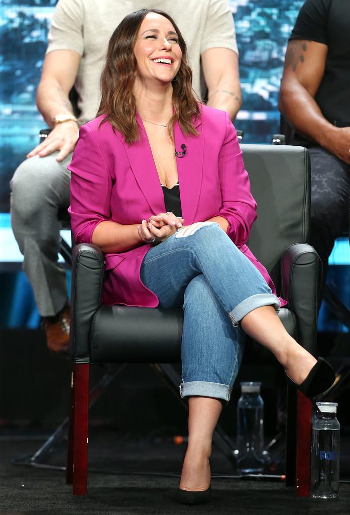 Jennifer Love Hewitt – Summer 2018 TCA Press Tour – Day 9 in Beverly Hills – 8/2/18