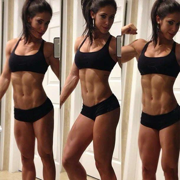 Muscle female bdsm-3570