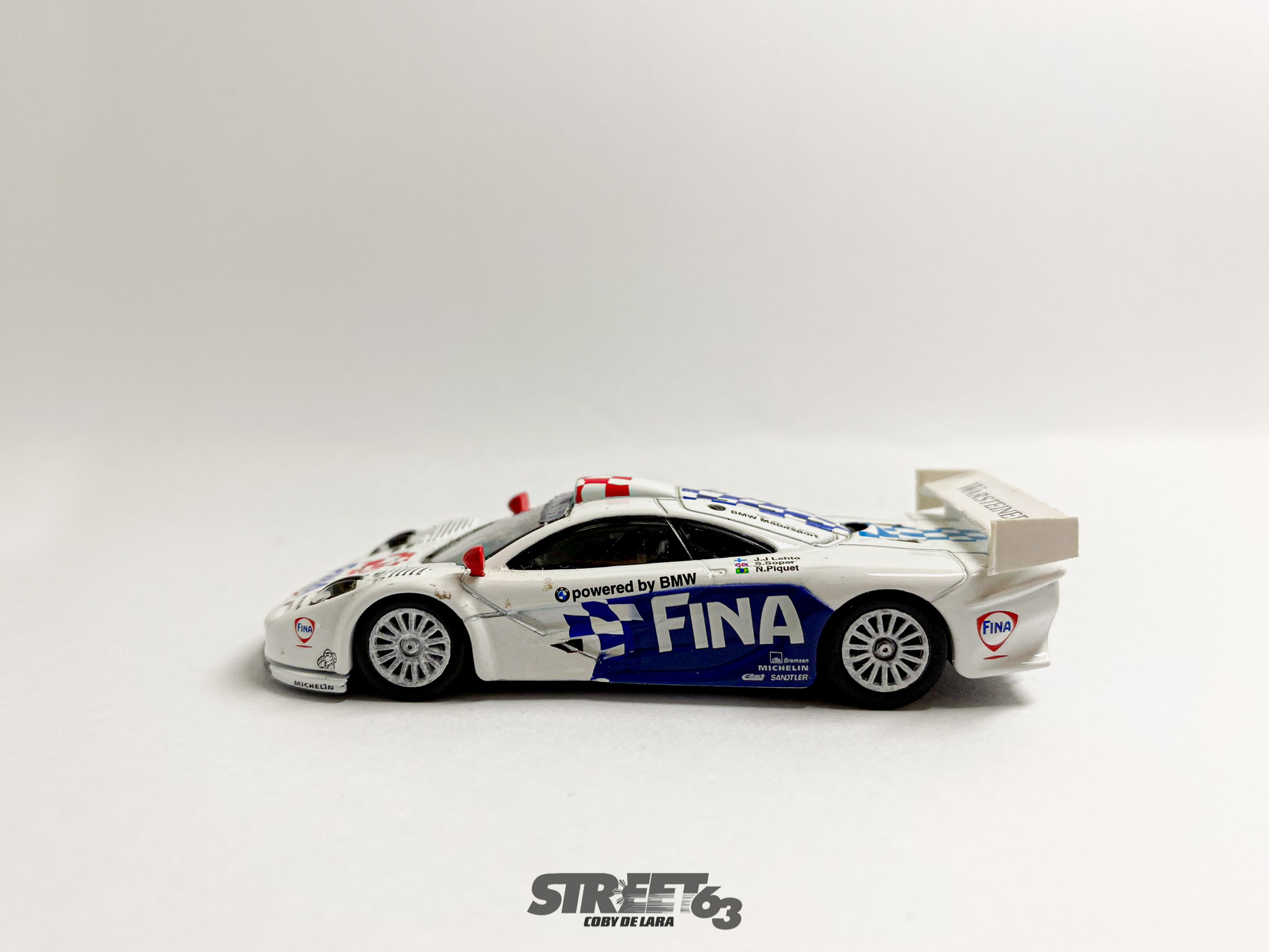 Mini63: The Street63 Diecast Collection 20