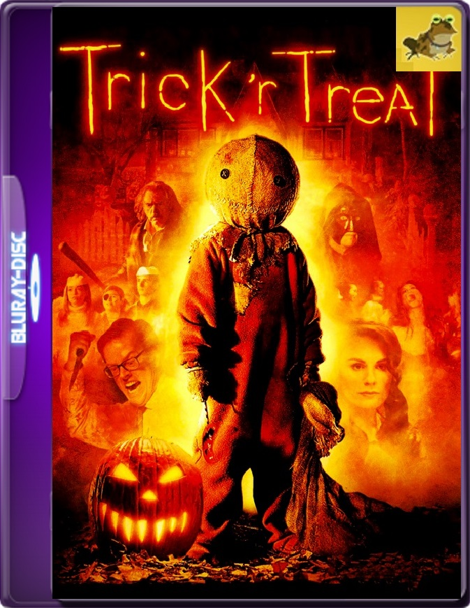 Trick 'R Treat (2007) Brrip 1080p (60 FPS) Latino / Inglés