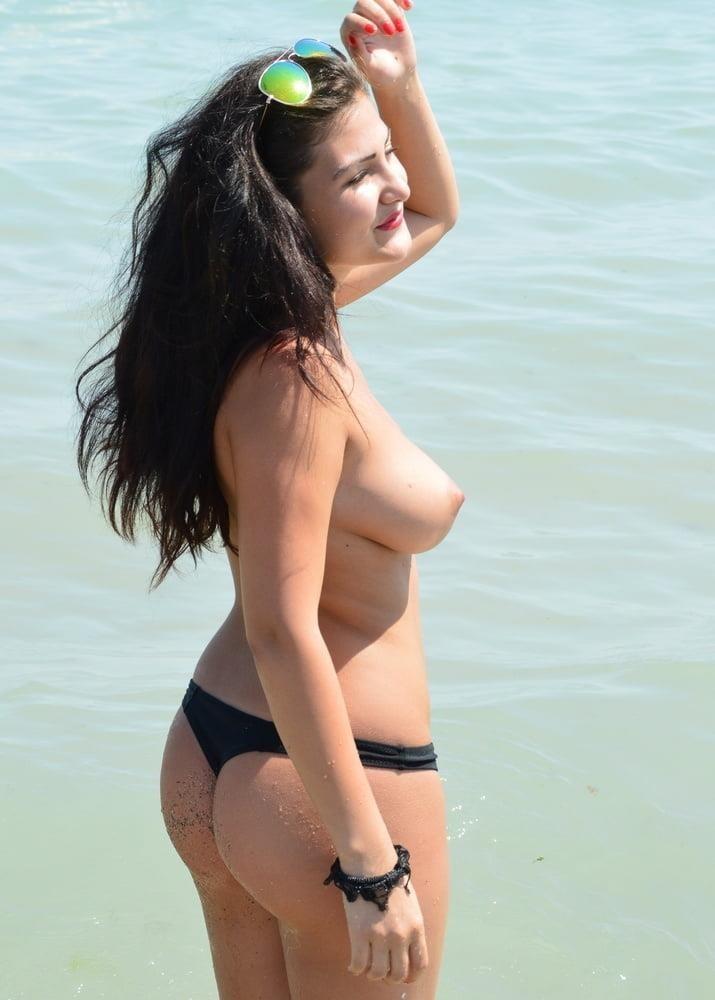 Teen topless porn-8711