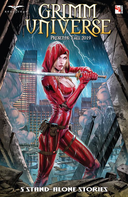 Grimm Universe #1-5 + 2019 (2012-2019) Complete