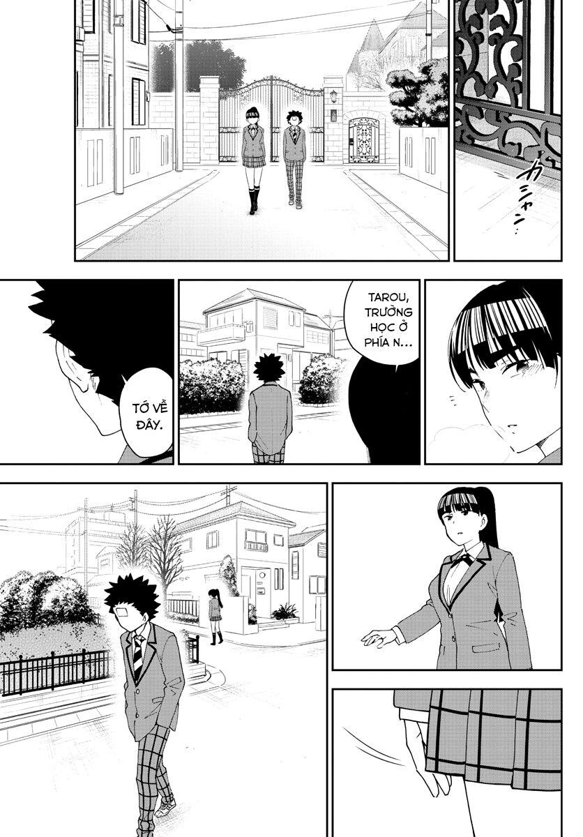 Hatsukoi Zombie Chapter 160 - Trang 11