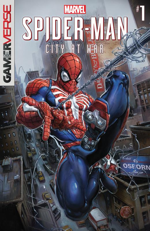 Marvel's Spider-Man - City at War #1-6 (2019) Complete