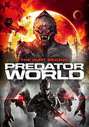 Predator World 2017 WEBRip XviD MP3-XVID