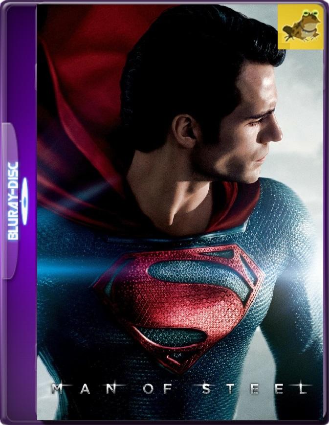 Hombre De Acero (2013) Brrip 1080p (60 FPS) Latino / Inglés