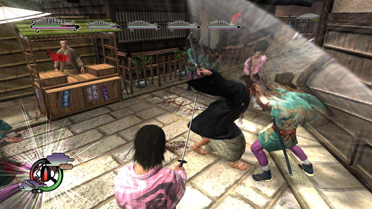 Way of the Samurai 4 + DLC Pack Captura 3
