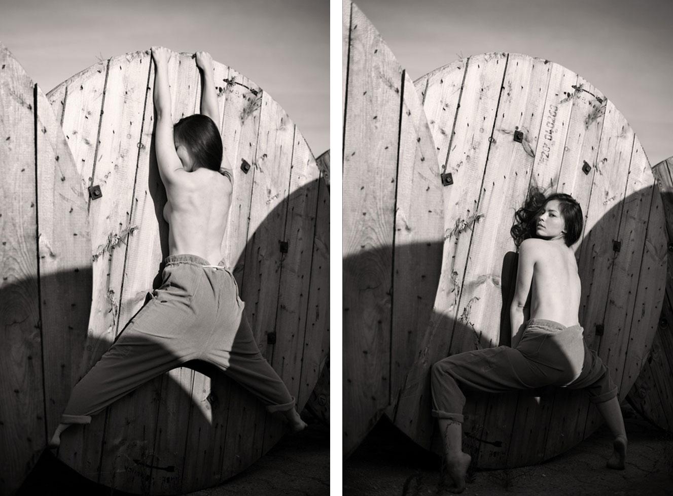 Алина Небула топлес / фото 06-07