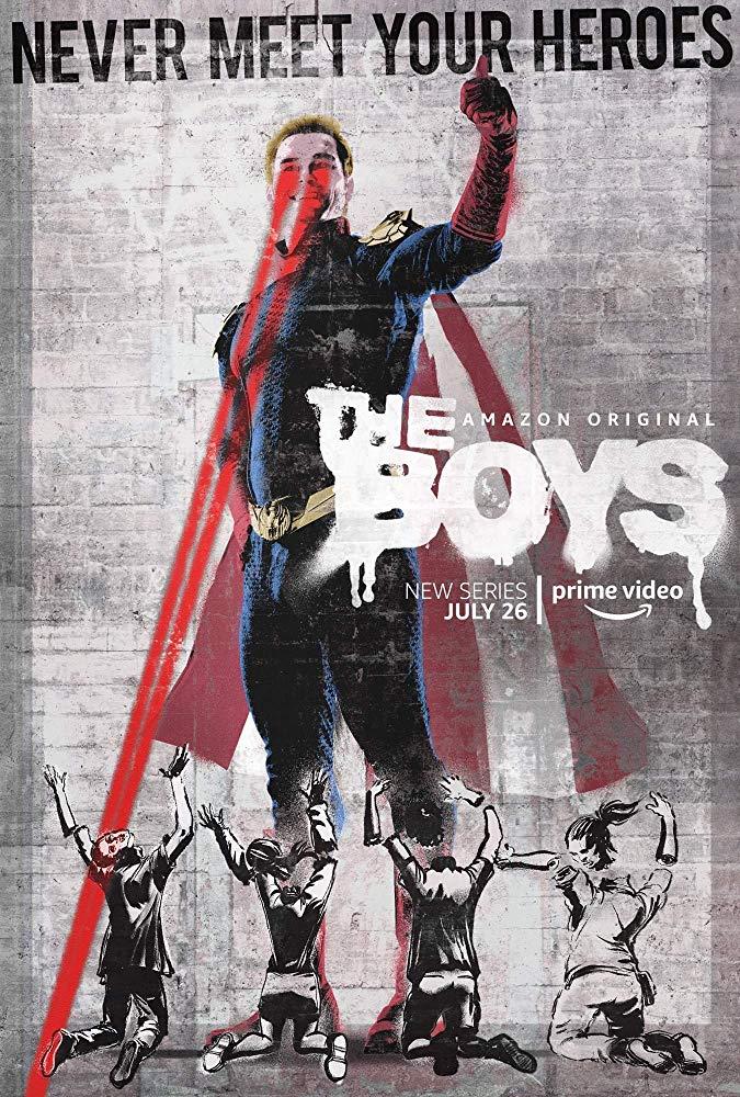 The Boys 2019 Season 1 S01 720p 10bit WEBRip HEVC