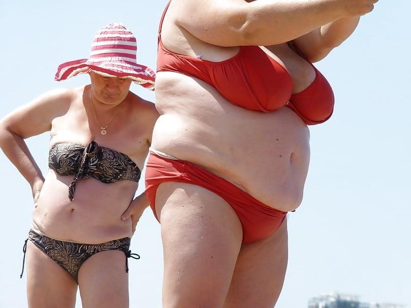 Nude big boobs on beach-9704