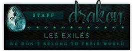 Drakon Exilé - Staff