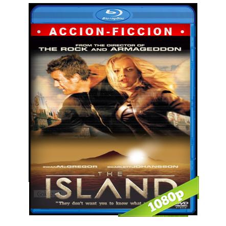 descargar La Isla [2005][BD-Rip][1080p][Trial Lat-Cas-Ing][Accion] gratis