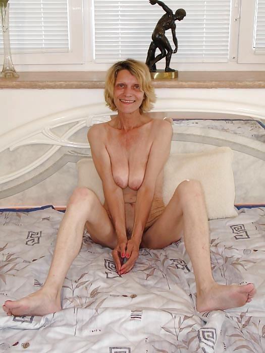 Skinny naked older women-2690