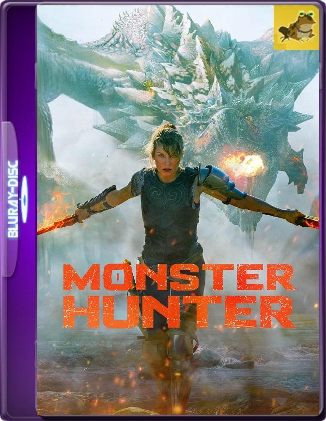 Monster Hunter: La Cacería Comienza (2020) Brrip 1080p (60 FPS) Latino / Inglés