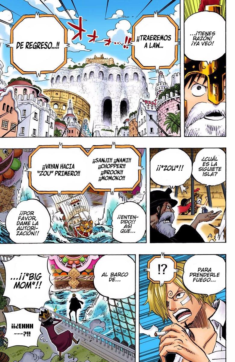 One Piece Manga 730-731 [Full Color] [Dressrosa] ZNuHJS2b_o