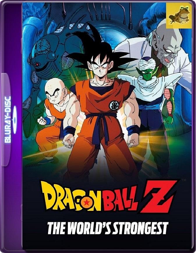 Dragon Ball Z: El Hombre Más Fuerte De Este Mundo (1989) Brrip 1080p (60 FPS) Latino