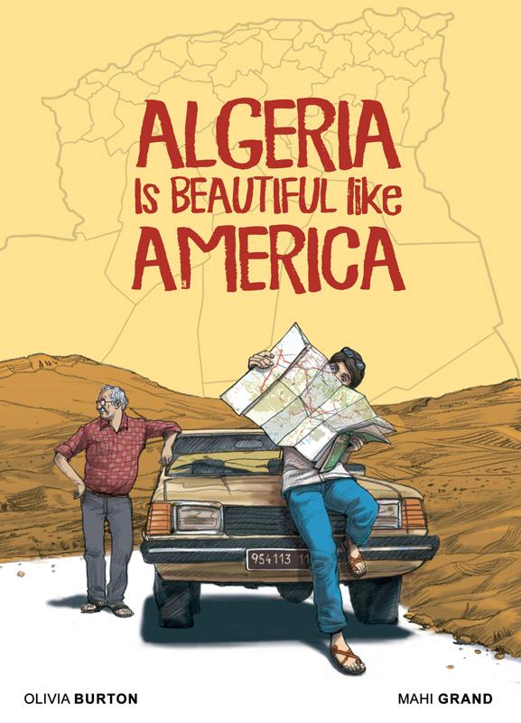 Algeria Is Beautiful like America (2018)