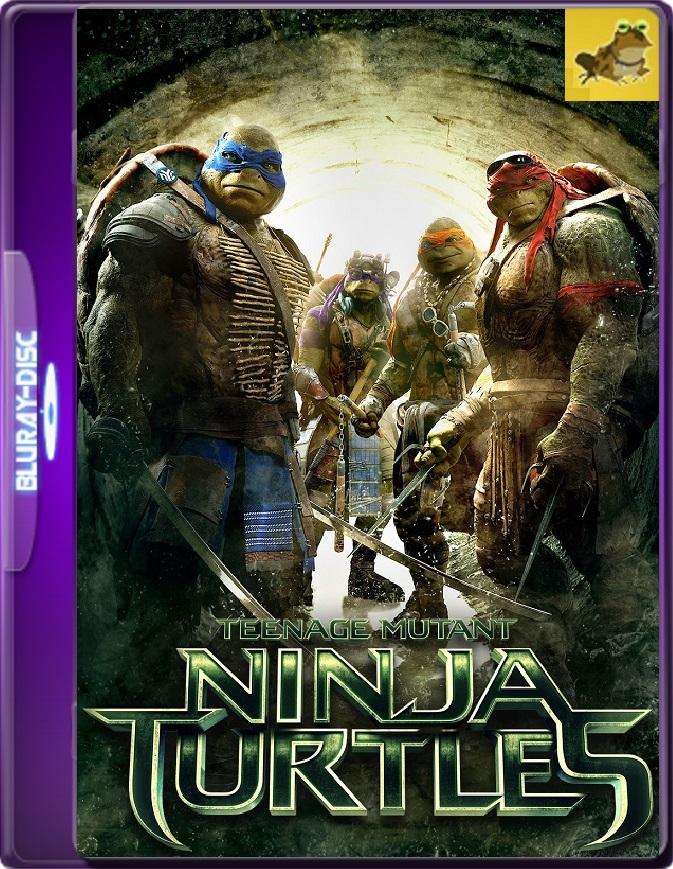 Las Tortugas Ninja (2014) Brrip 1080p (60 FPS) Latino / Inglés