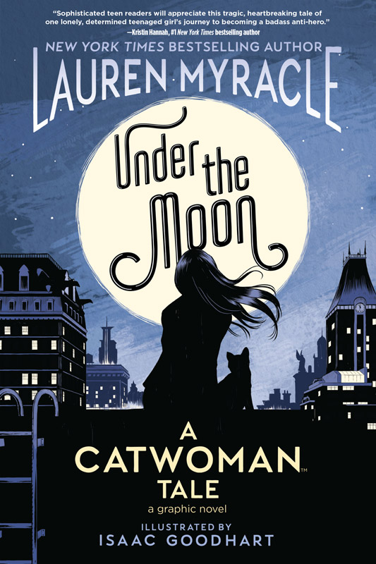 Under the Moon - A Catwoman Tale (2019)
