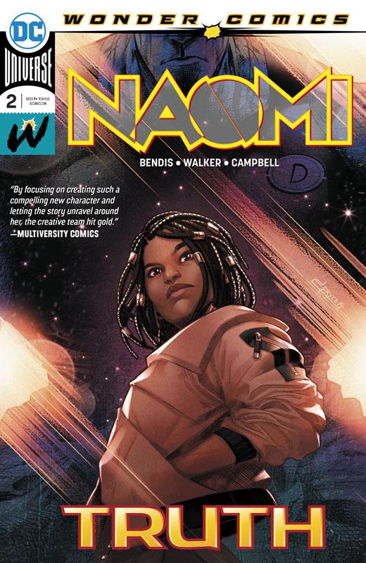Naomi #1-6 (2019)
