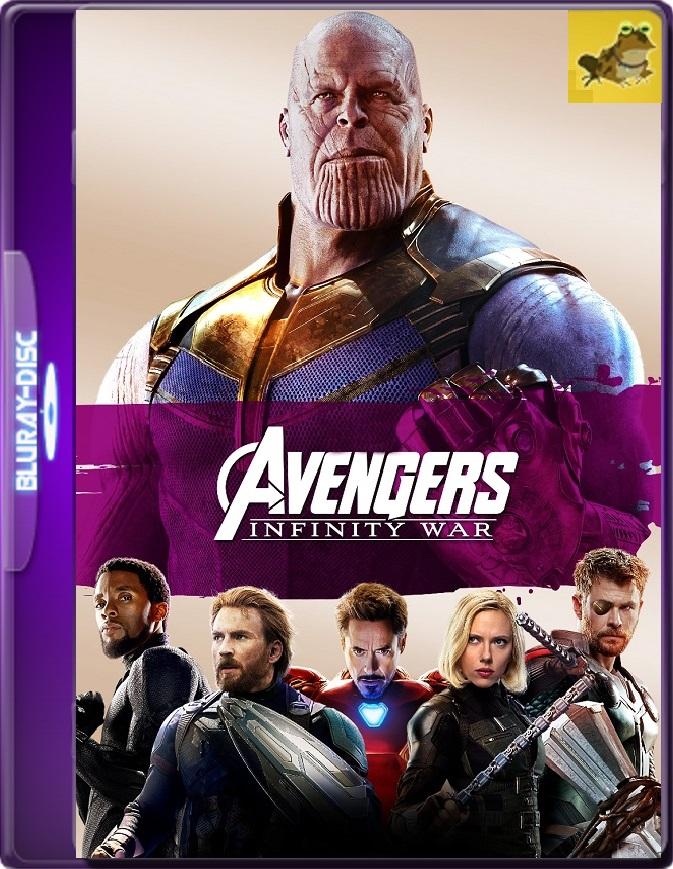 Avengers: Infinity War (2018) Brrip 1080p (60 FPS) Latino / Inglés