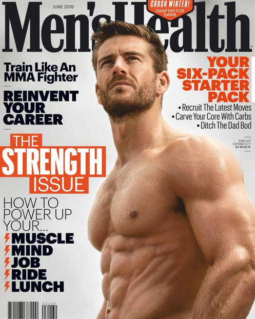 Men's Health South Africa – June 2019