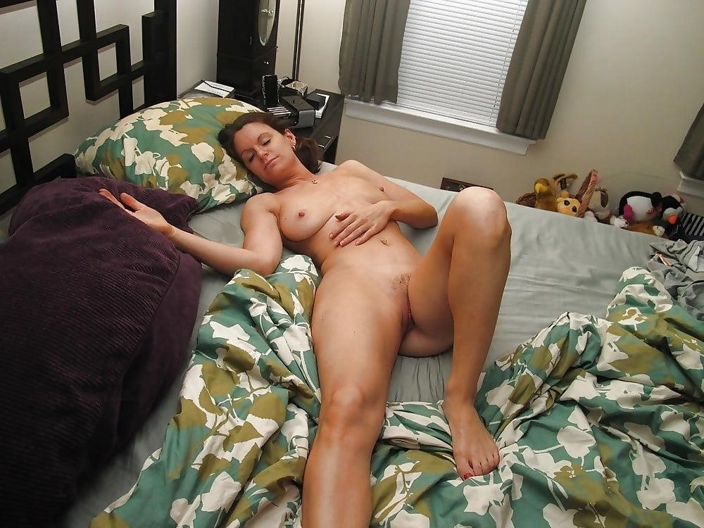 My nude hairy wife-2594