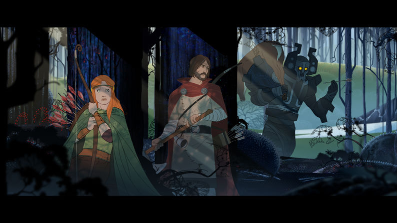 The Banner Saga Captura 2
