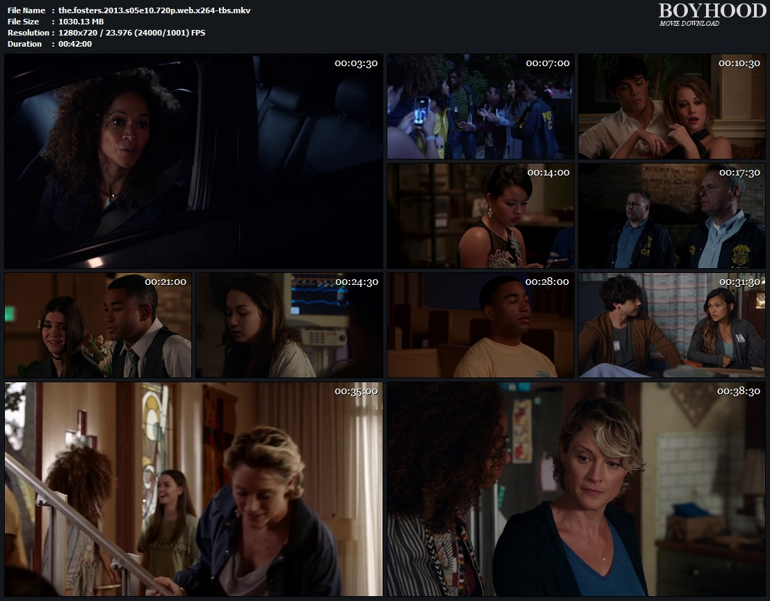 The Fosters 2013 S05E10