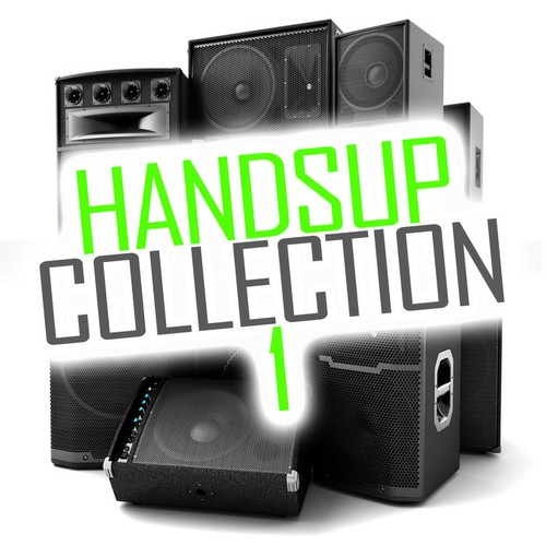 VA - Attention Germany: Hands Up Collection Vol. 1 (2019)