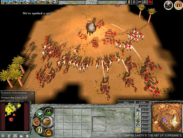 Empire Earth 2 Gold Edition Captura 3