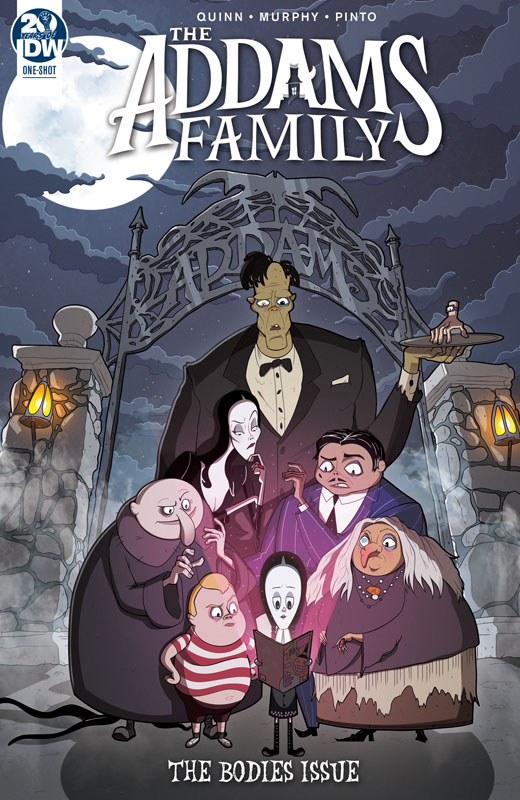 Addams Family - The Bodies Issue (2019)