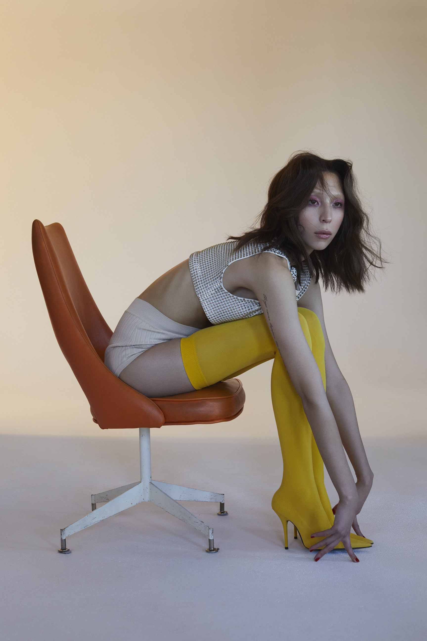 Issa Lish by Zoey Grossman / Funnytastes Magazine Book Five summer 2018