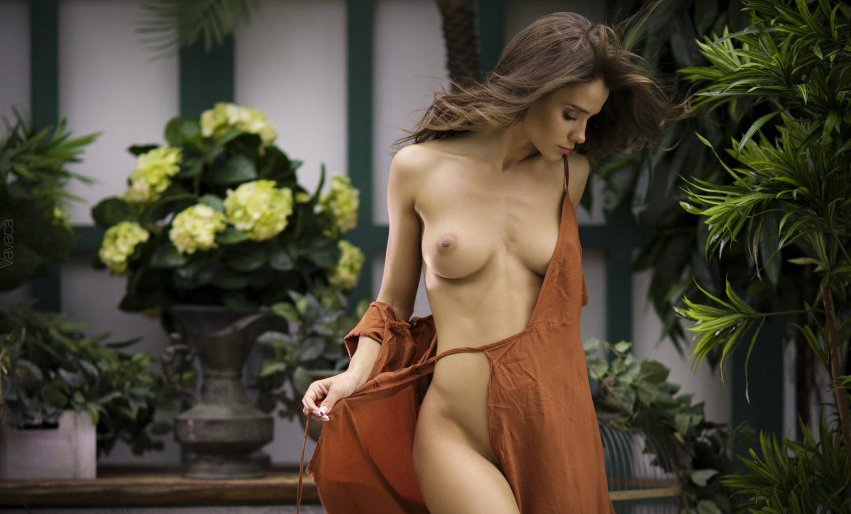 финалистка конкурса Miss Maxim Кристина Макарова / Kristina Makarova nude by Vladimir Nikolaev