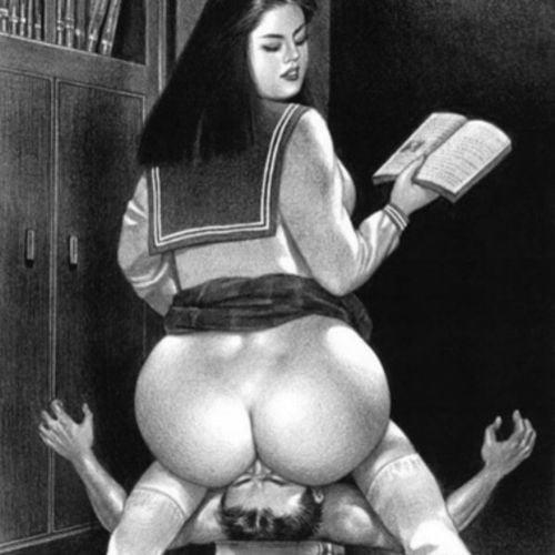 Tumblr femdom cunnilingus-4308