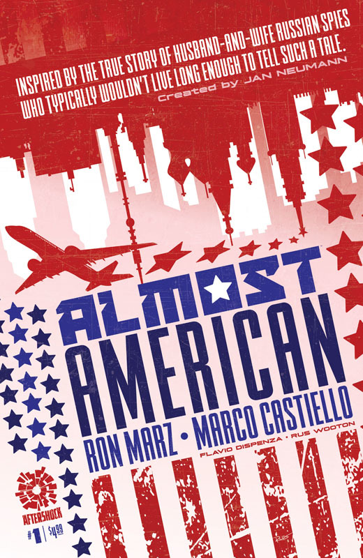 Almost American #1-2 (2021)