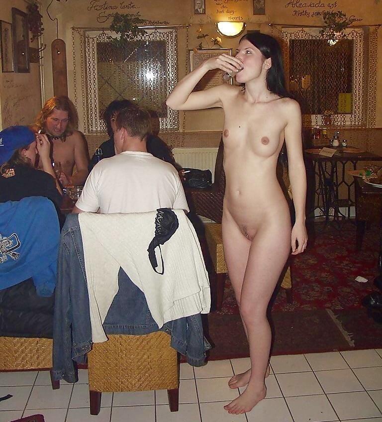 Women masterbating in public places-3854