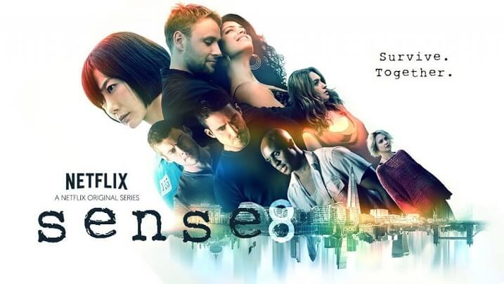 Sense8 Temporada 2 Latino