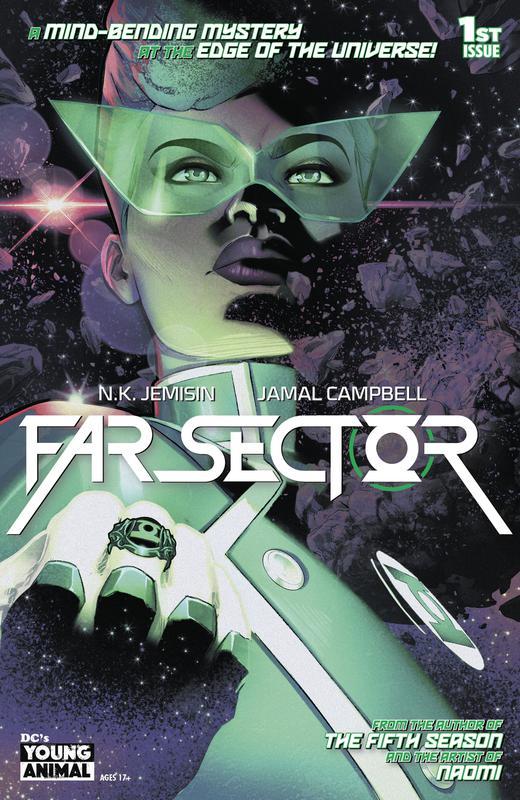 Far Sector #1-6 (2020)