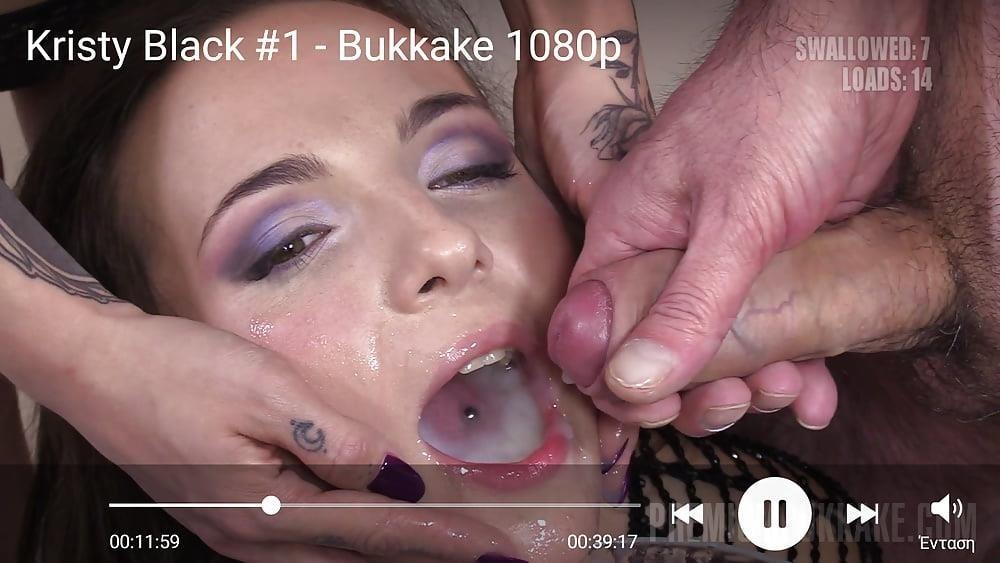 Black bukkake gay-3401