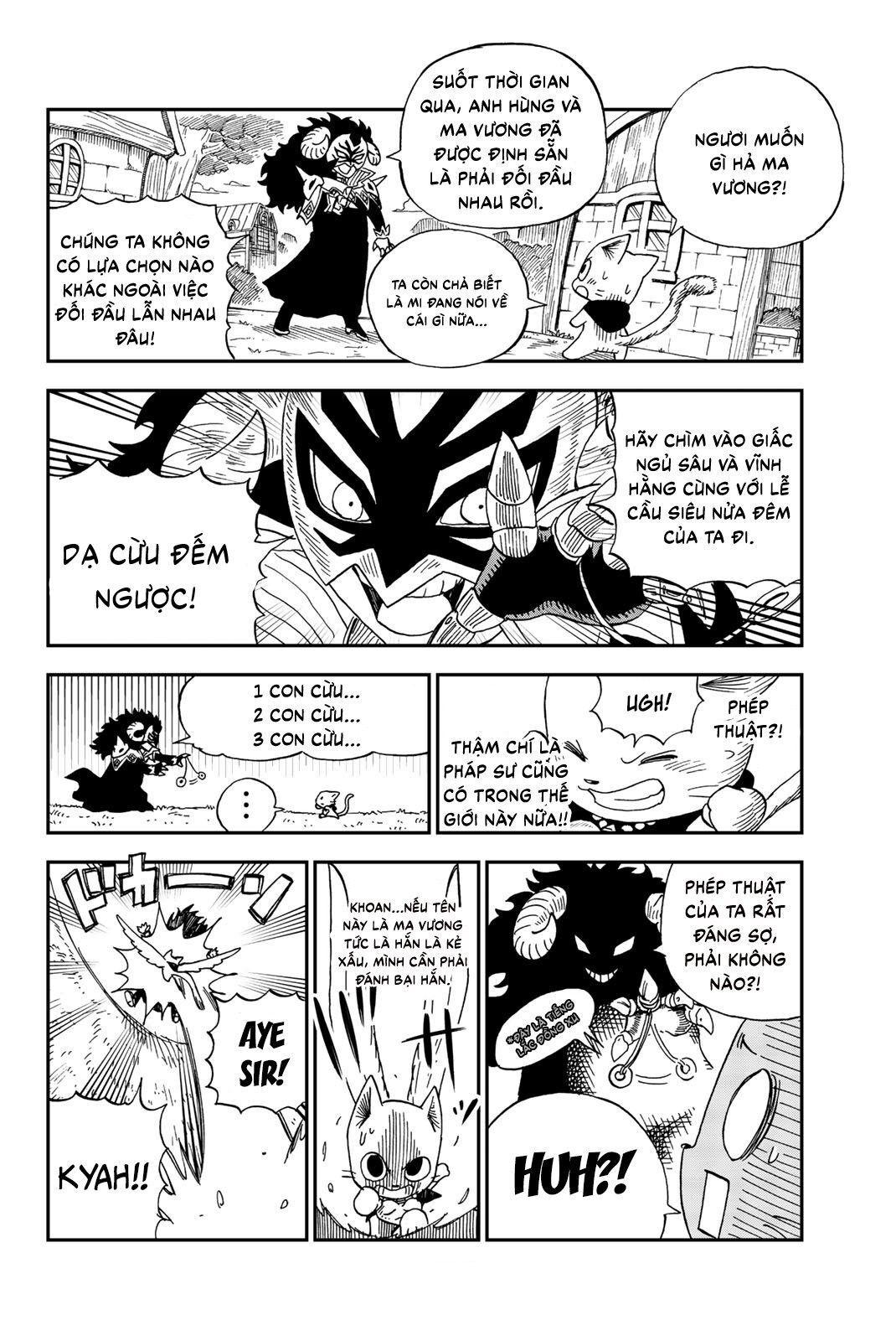 Fairy Tail Chap 10.5 . Next Chap Chap 11