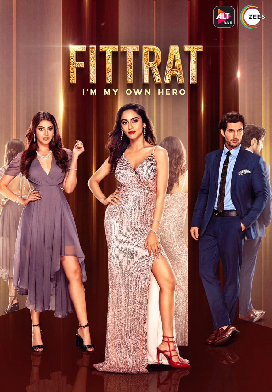 Fittrat 2019 Hindi S01[E01 to 15] 720p WEB-DL