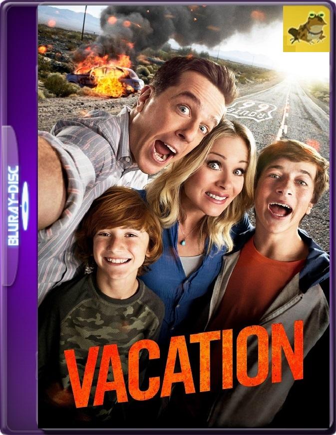 Vacaciones (2015) Brrip 1080p (60 FPS) Latino / Inglés