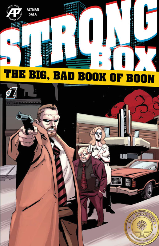 Strong Box - The Big, Bad Book of Boon 001 (2019)
