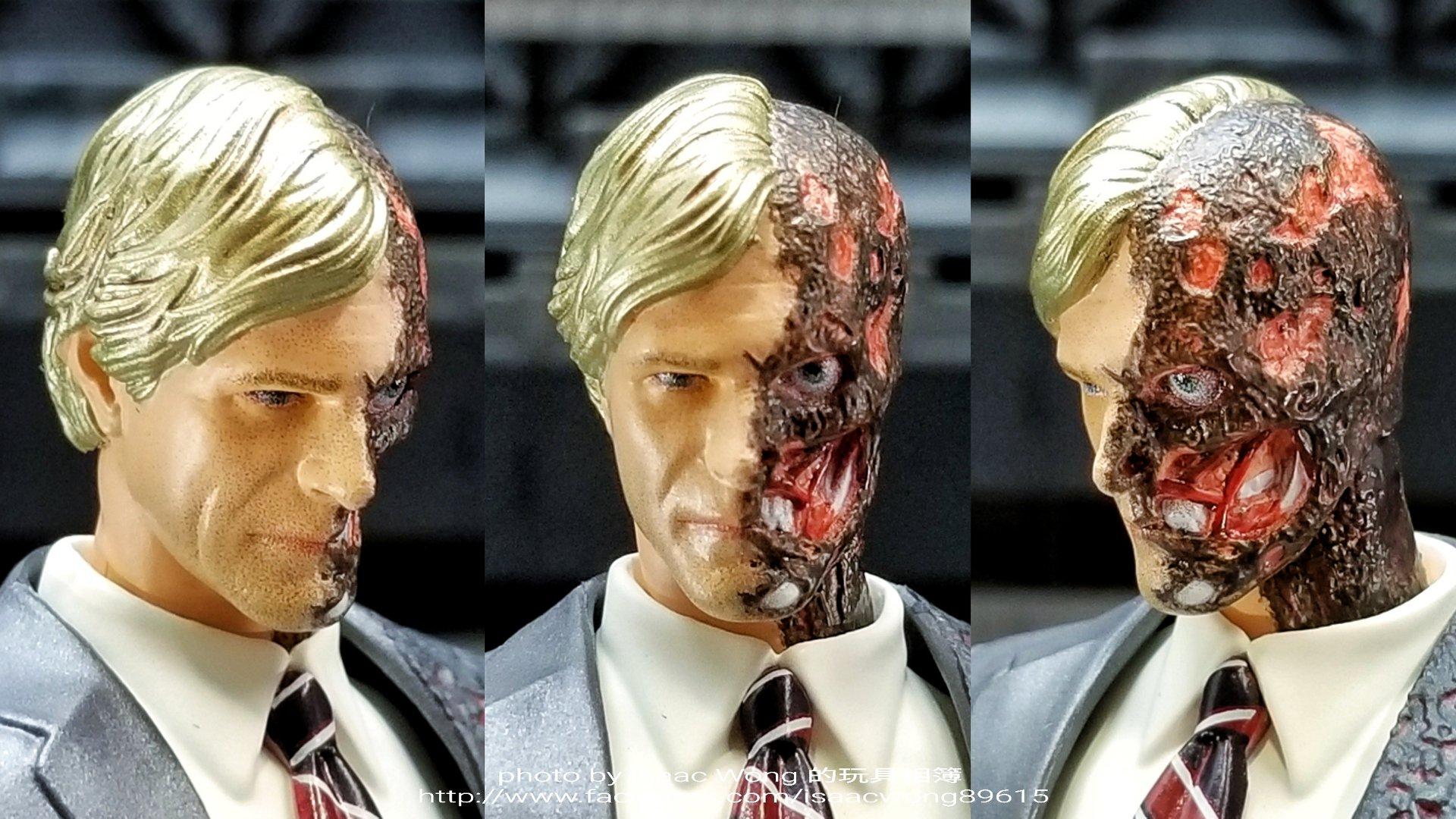 Batman The Dark Knight : Harvey Dent Mafex (Medicom Toys) B5E9pwjx_o