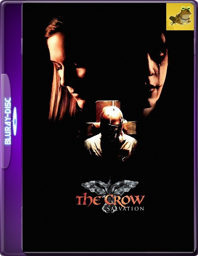El Cuervo 3 (2000) Brrip 1080p (60 FPS) Latino / Inglés