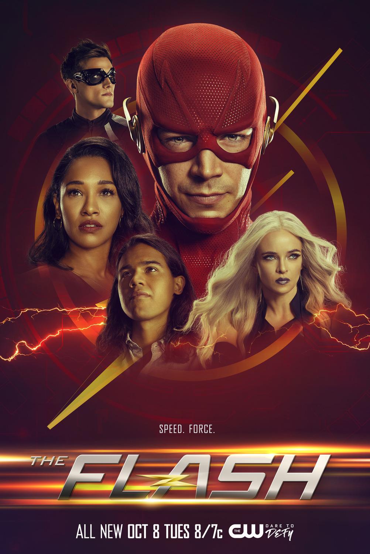 The Flash Season1 S01 720p WEB-DL HEVC