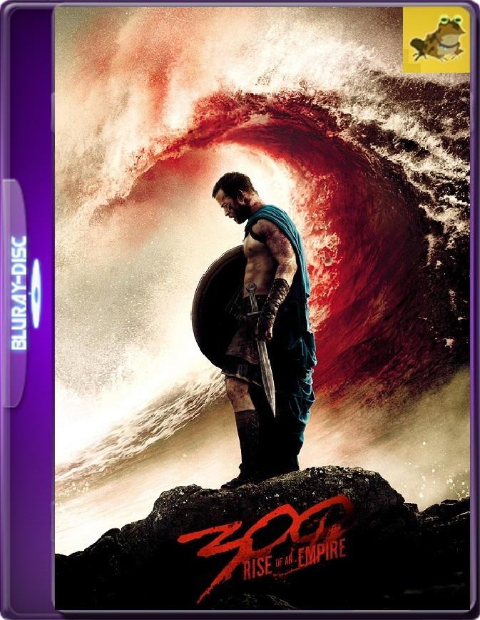 300: El Nacimiento De Un Imperio (2014) Brrip 1080p (60 FPS) Latino / Inglés
